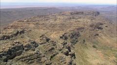 High Ridge In Cederbergs Stock Footage