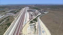 Saldanha Steel Plant Stock Footage
