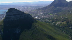 Cape Town City Centre Stock Footage