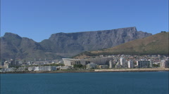 Cape Town Stadium Stock Footage