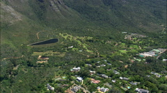Kirstenbosch National Botanical Garden Stock Footage