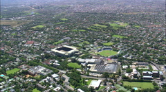 Newlands Cricket And Rugby Grounds - stock footage