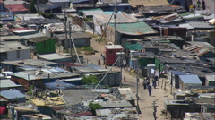 Cape Flats Stock Footage