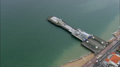 Hastings Pier Stock Footage