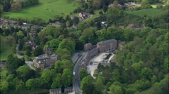 Cromford Mill Stock Footage