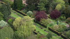 Newby Hall Garden Stock Footage