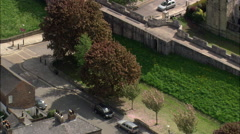 York City Walls Stock Footage