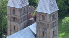 Southwell Minster Stock Footage