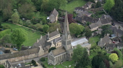 Ketton Church Stock Footage