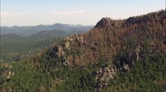 Black Elk Wilderness Stock Footage