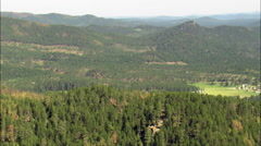 Black Elk Wilderness Stock Footage
