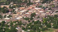 Sturgis aerial Stock Footage