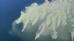 Lake Oahe Stock Footage