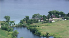 Lake Mitchell Stock Footage