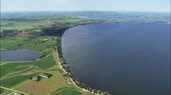 Lake Poinsett Stock Footage
