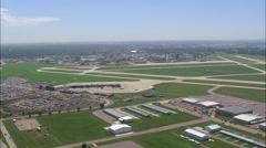 Air Guard Base Stock Footage