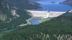 Libbey Dam Stock Footage