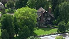 Conrad Mansion Stock Footage