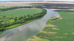 Missouri River Stock Footage