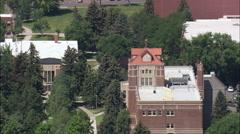 Montana State University Stock Footage