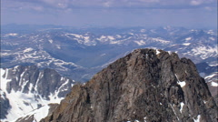 Granite Peak Stock Footage