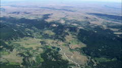 Custer National Forest Stock Footage