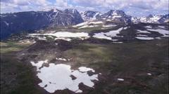 Absaroka Beartooth Wilderness Stock Footage
