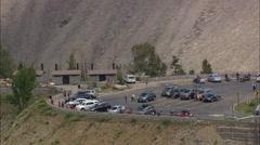Beartooth Pass Stock Footage