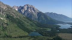 Grand Teton National Park Stock Footage
