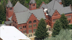University Of Montana Western Stock Footage