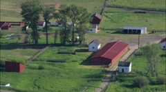 Grant Kohrs Ranch National Historic Site Stock Footage