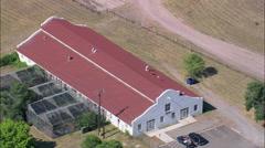 Fort Missoula Stock Footage