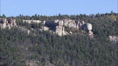 Caspar Mountain Stock Footage