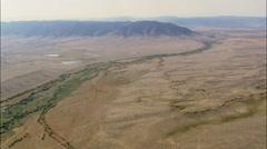 Little Laramie River Stock Footage