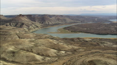 Flaming Gorge National Recreation Area Stock Footage