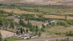 Fort Bridger Stock Footage