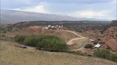 Wilderness Medicine Institute Under Construction Stock Footage