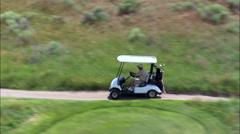 Bayside Golf Club Stock Footage