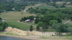 Medicine Creek State Recreation Area Stock Footage