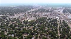 Kearney aerial Stock Footage