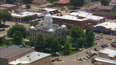 Minden And Its Squares Stock Footage