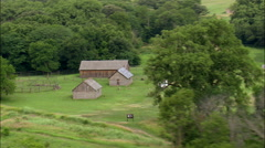 Rock Creek Station State Historical Park Stock Footage