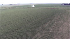 Farming Landscape Stock Footage