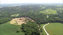 Quarry Oaks Golf Club Stock Footage