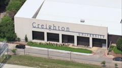 Creighton University Stock Footage