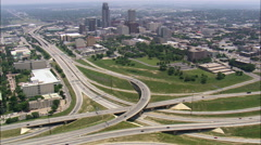 Approaches To Omaha Stock Footage