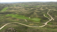Dismal River Golf Course Stock Footage