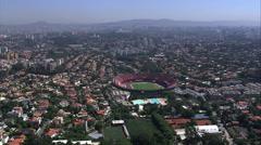 Estadio Do Morumbi Stock Footage