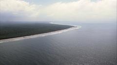 Parque Nacional Do Superagui Stock Footage