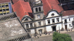Convent Of Our Lady Of Mount Carmel Stock Footage